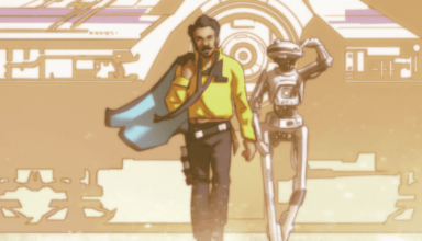 Star Wars: lando double or nothing #2