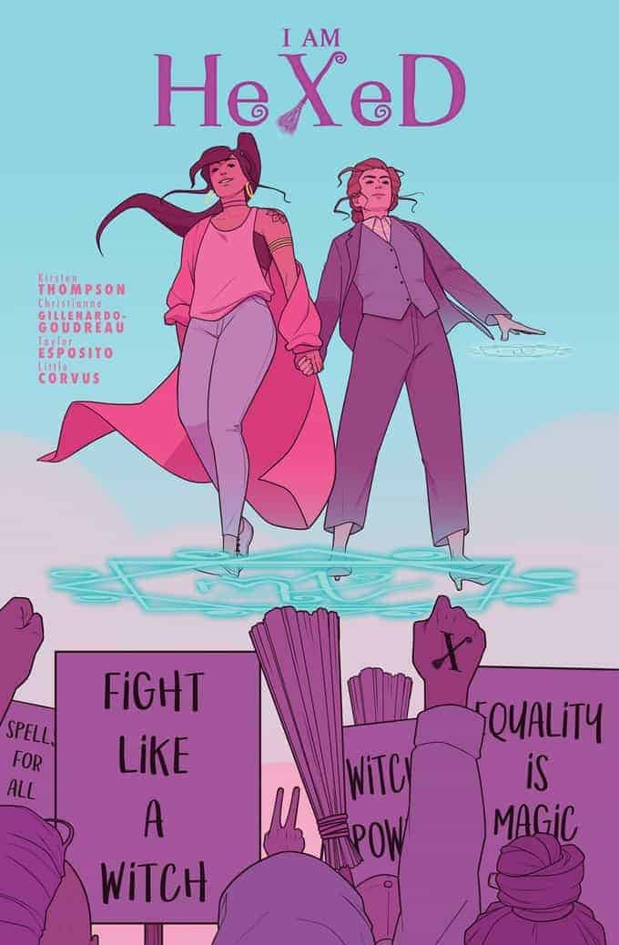 5 Queer Comics Kickstarters and Webcomics