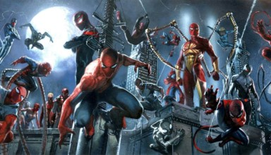 Marvel Alternate Costumes- Spider-Men Featured