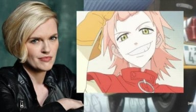 Kari Wahlgren, English voice actress for Haruko from FLCL