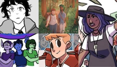 5 Queer Comic Kickstarters and Webcomics
