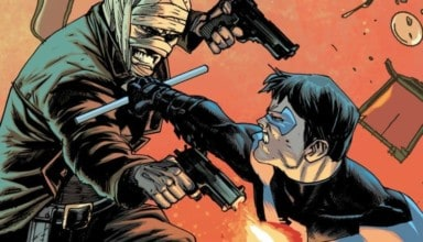 BATMAN: PRELUDE TO THE WEDDING - NIGHTWING VS HUSH #1
