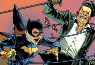 BATMAN: PRELUDE TO THE WEDDING - BATGIRL VS. THE RIDDLER #1