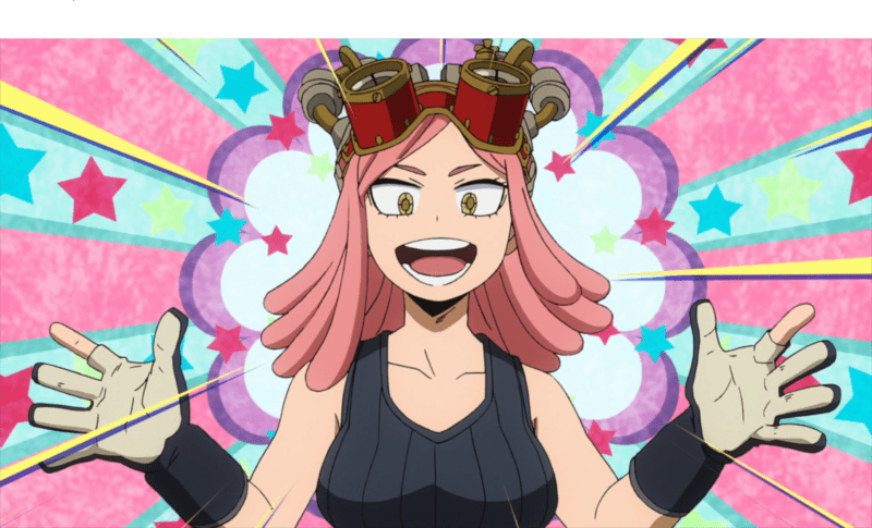 MY HERO ACADEMIA support character Mei Hatsume