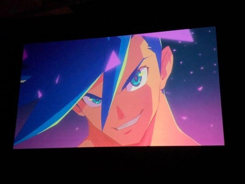 PROMARE's main character, Galo