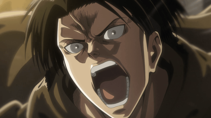Levi in ATTACK ON TITAN