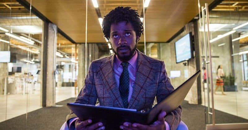 SORRY TO BOTHER YOU: Cassius