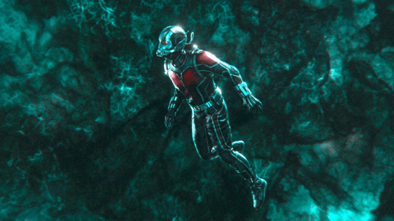 ANT-MAN AND THE WASP Connections