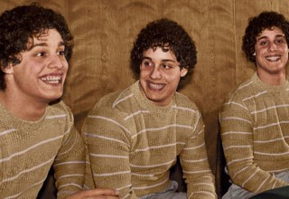 THREE IDENTICAL STRANGERS: Featured