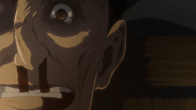 The aftereffects of torture in ATTACK ON TITAN