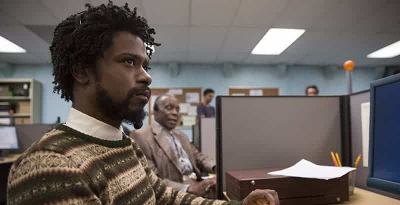 SORRY TO BOTHER YOU: Cassius and Langston