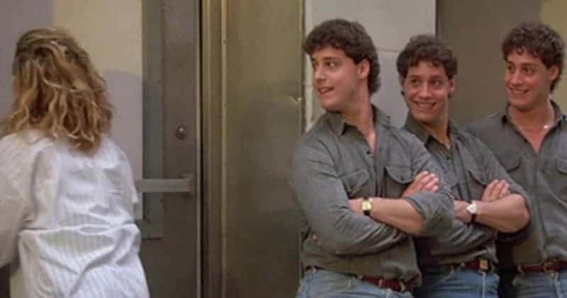 THREE IDENTICAL STRANGERS: Movie Cameo