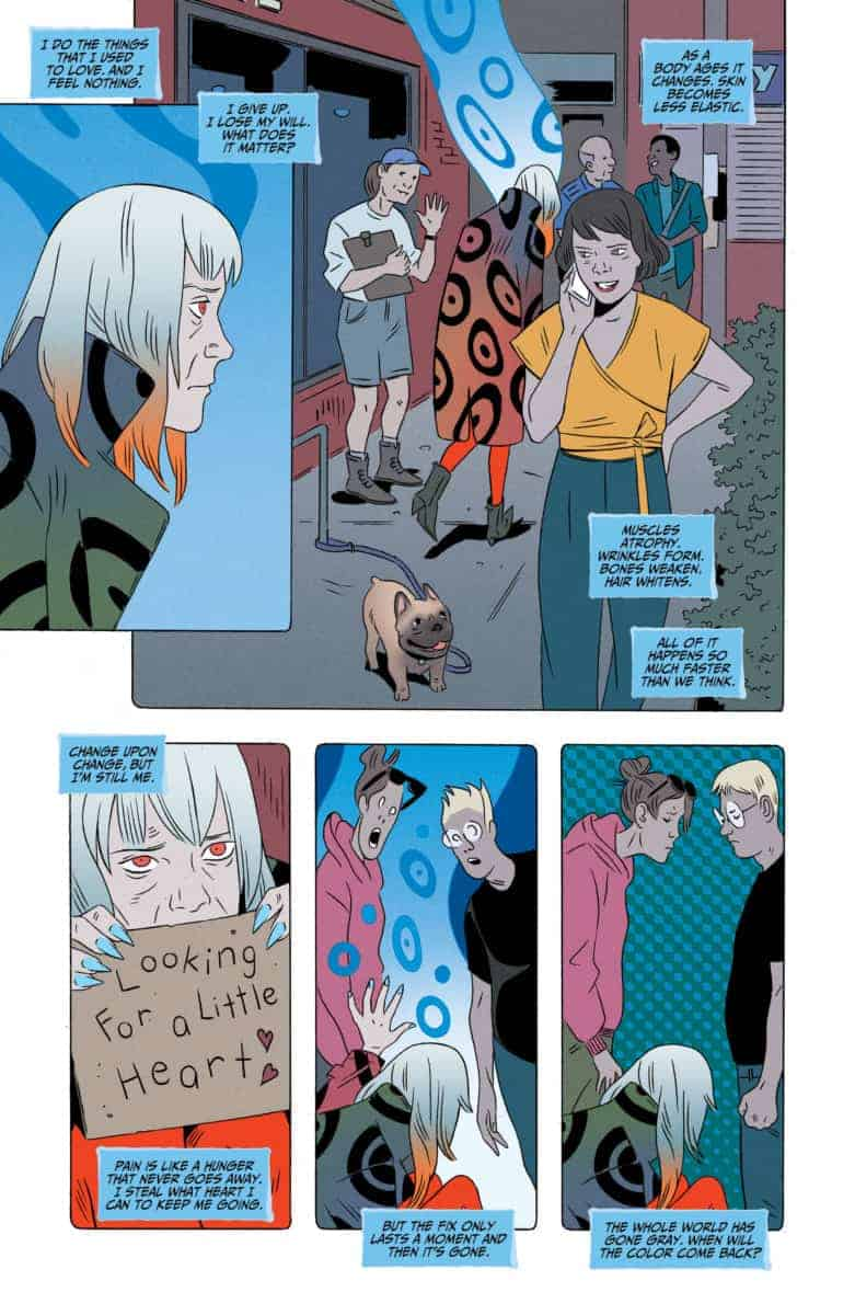 SHADE, THE CHANGING WOMAN #5