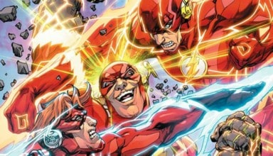 THE FLASH #50