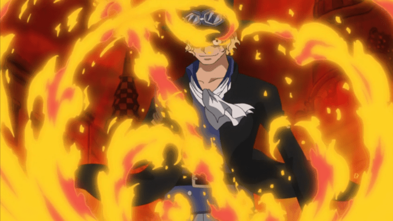 Sabo from ONE PIECE