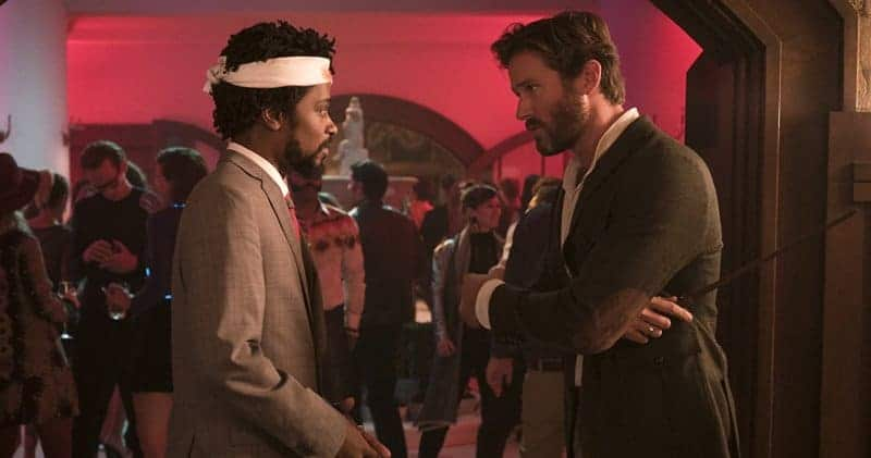 SORRY TO BOTHER YOU: Cassius and Steve