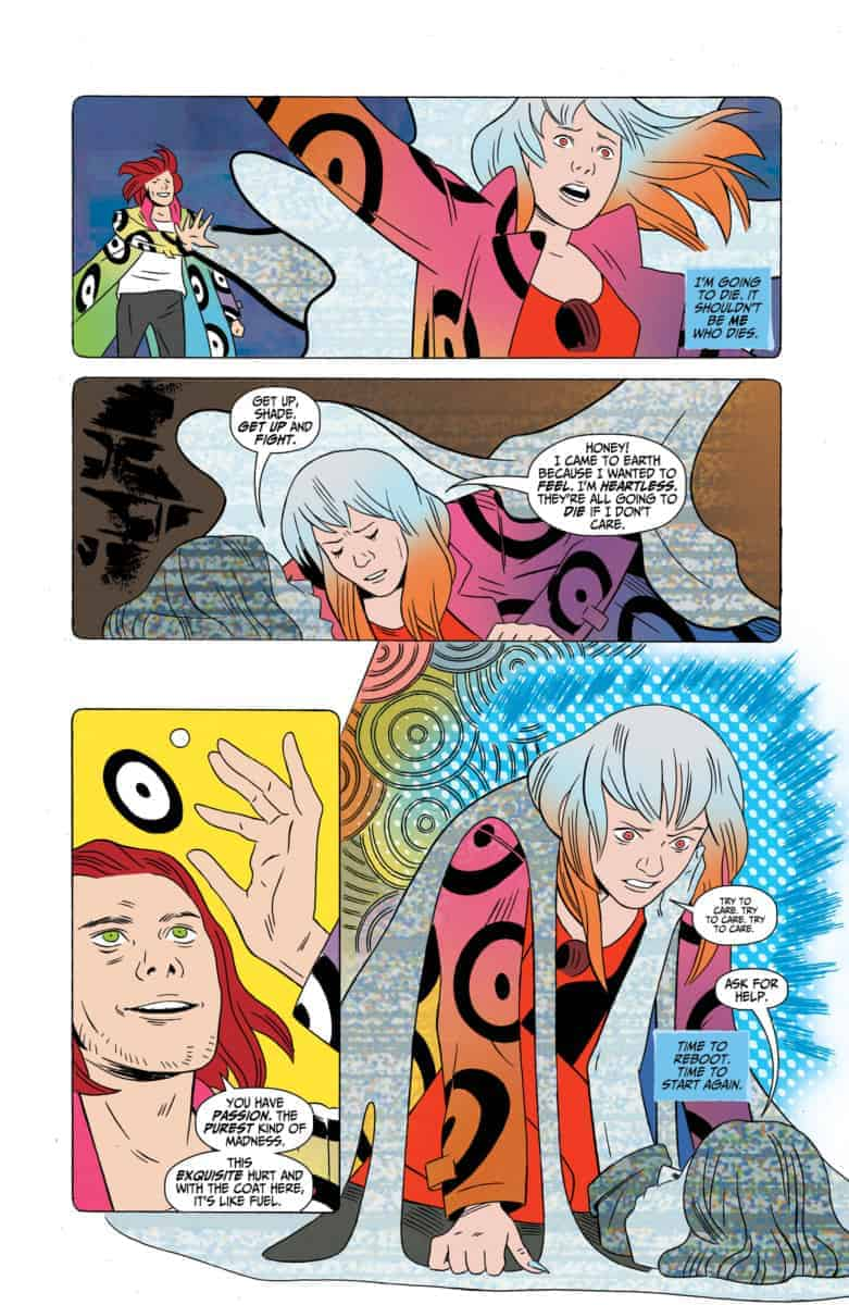 SHADE, THE CHANGING WOMAN #6