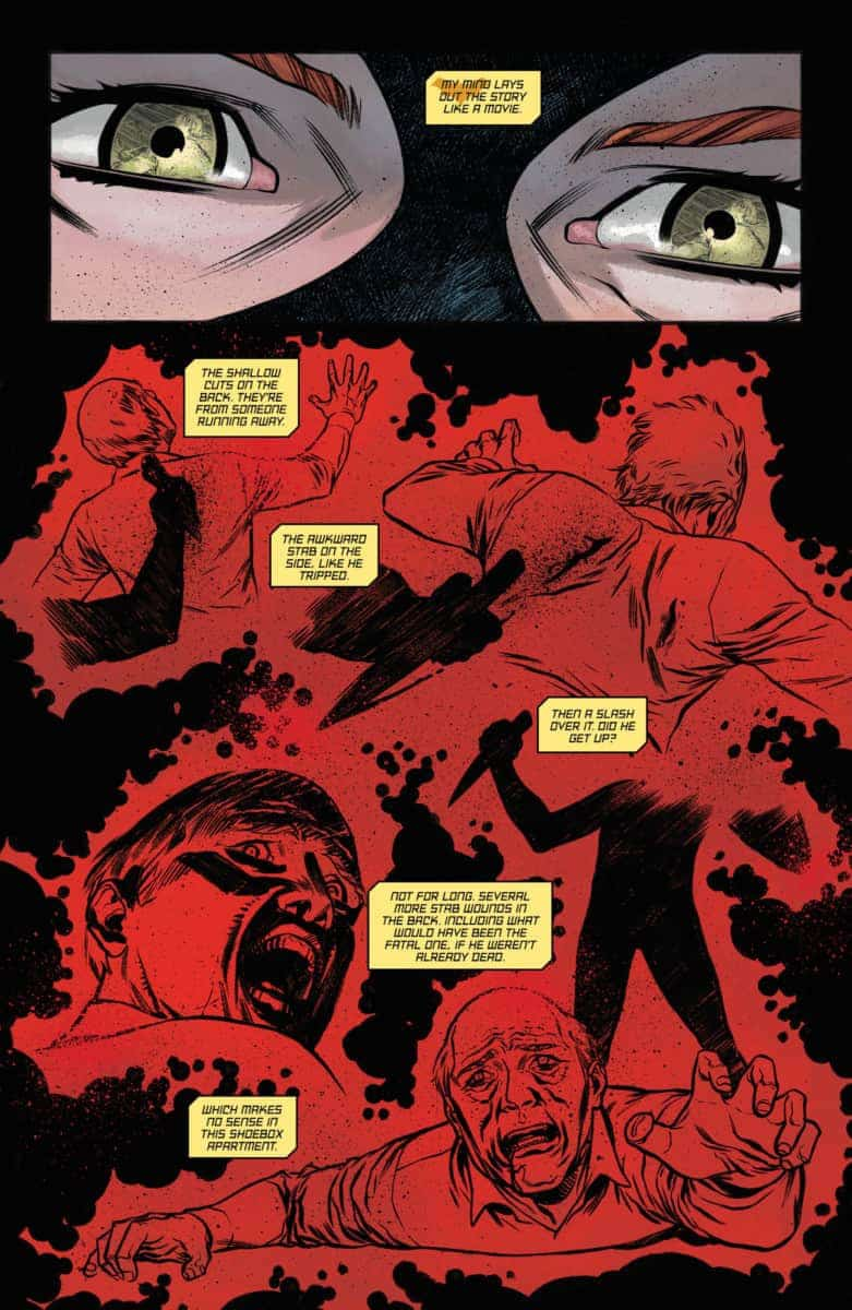 BATGIRL ANNUAL #2 Exclusive Preview page 6