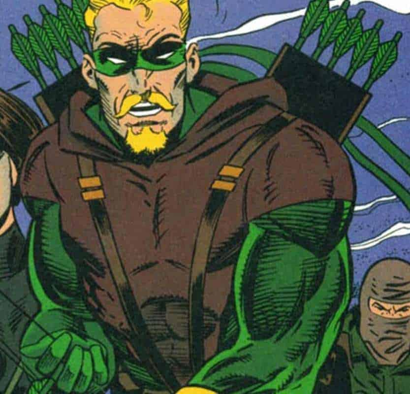 DC Alternate Heroes: Green Arrow Hooded Costume