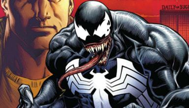 Venom: first host #1-Eddie Brock is not the first person to bond with the symbiote