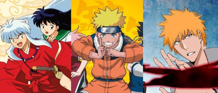 Netflix is Losing NARUTO, BLEACH, and INUYASHA - ComicsVerse