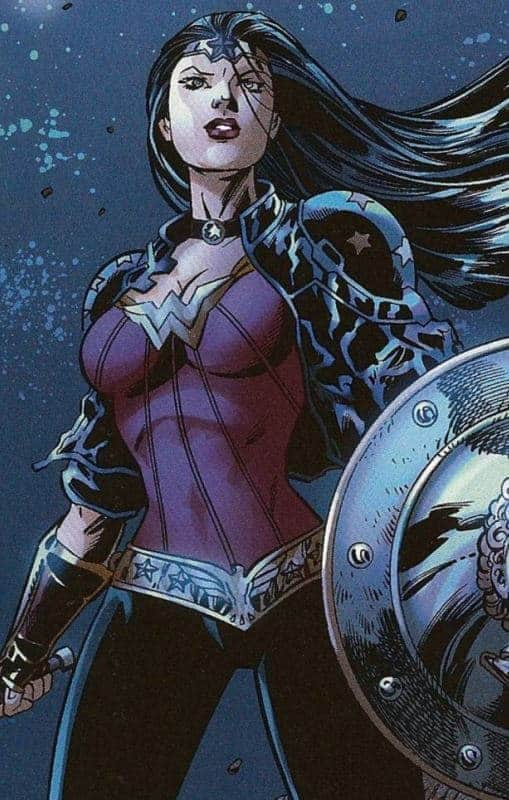 DC Alternate Heroes: Wonder Woman got Pants!