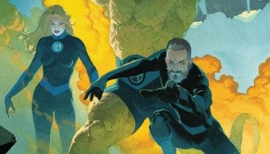 FANTASTIC FOUR #1 by Dan Slott