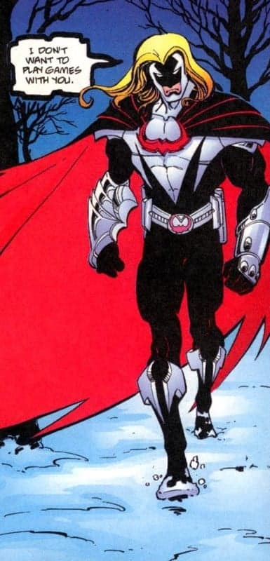 DC Alternate Heroes: Azrael Agent of the Bat