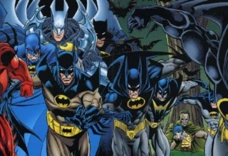 DC Alternate Hero Costumes: Featured Image Batmen 2
