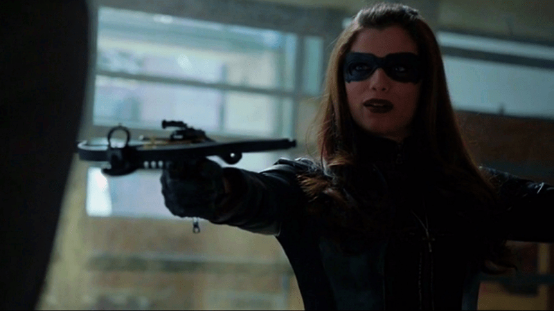 DC's Batwoman could use Huntress