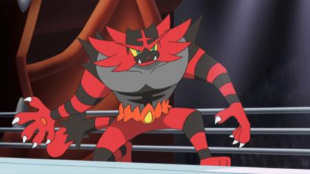 pokemon incineroar