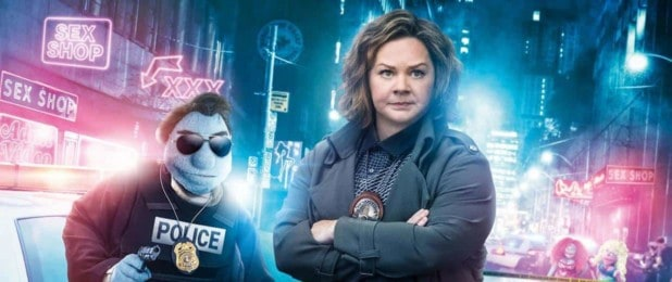 THE HAPPYTIME MURDERS- Featured Image Poster