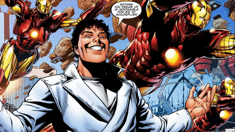 The Beyonder could be a great villain for The Fantastic Four