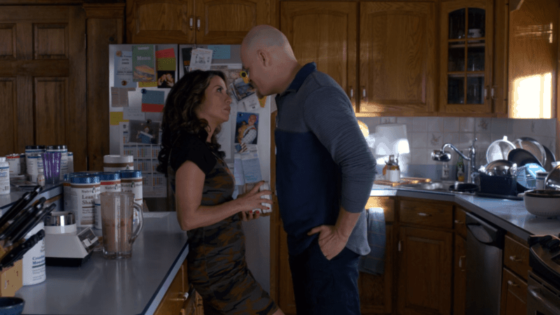 Aleida and her strange dating life on the outside in ORANGE IS THE NEW BLACK