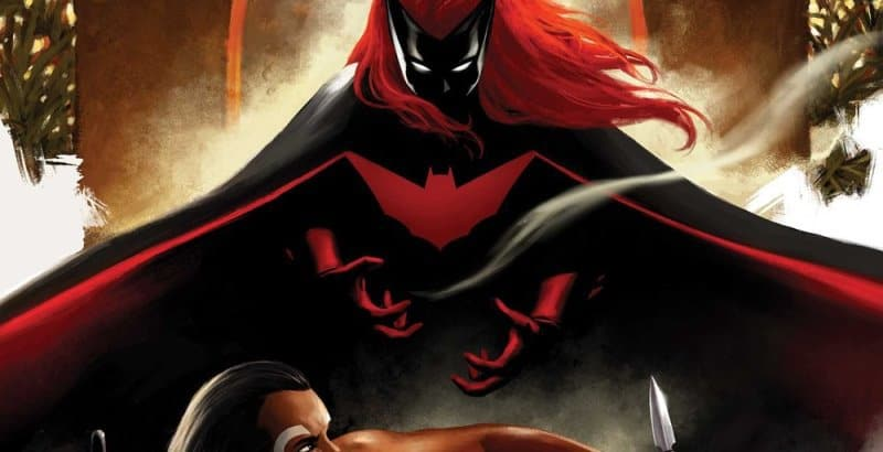 Batwoman Ruby Rose: Menacing
