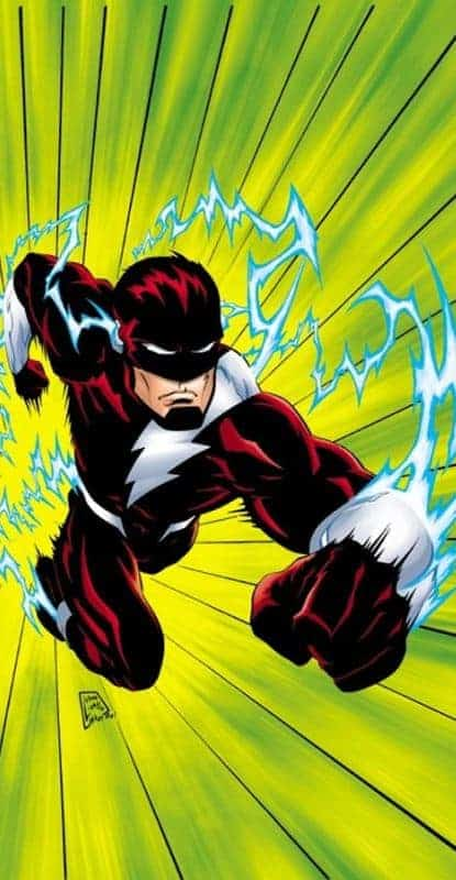 DC Alternate Heroes: Dark Flash