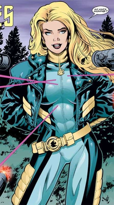 DC Alternate Heroes: Black Canary BoP Costume