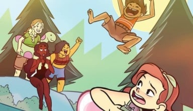 LUMBERJANES: A MIDSUMMER NIGHT'S SCHEME