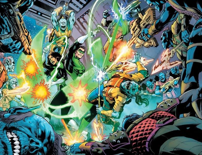GREEN LANTERNS #53