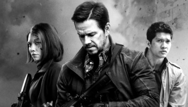MILE 22: Featured Image from International Poster