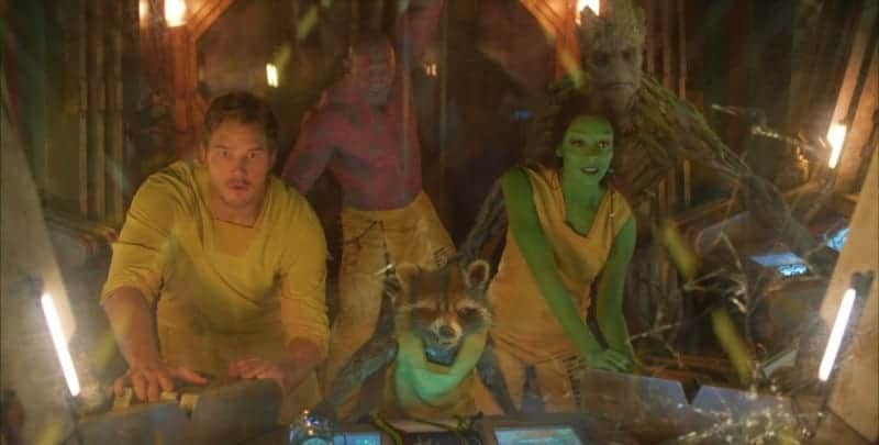 James Gunn and the Guardians