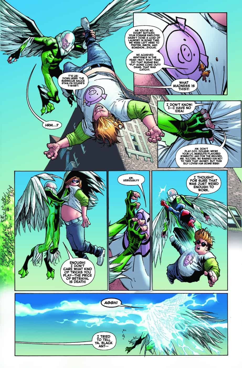 AMAZING SPIDER-MAN #6 page 5