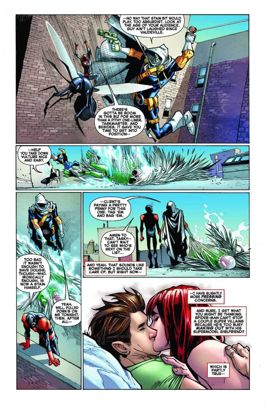 AMAZING SPIDER-MAN #6 page 6
