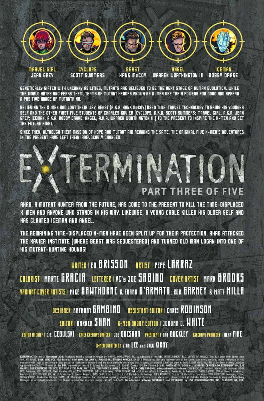 EXTERMINATION #3 Page 2