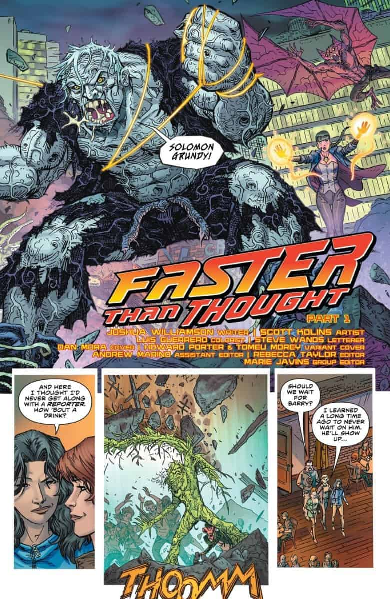 THE FLASH #55