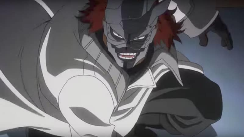 A villain from MY HERO ACADEMIA: TWO HEROES