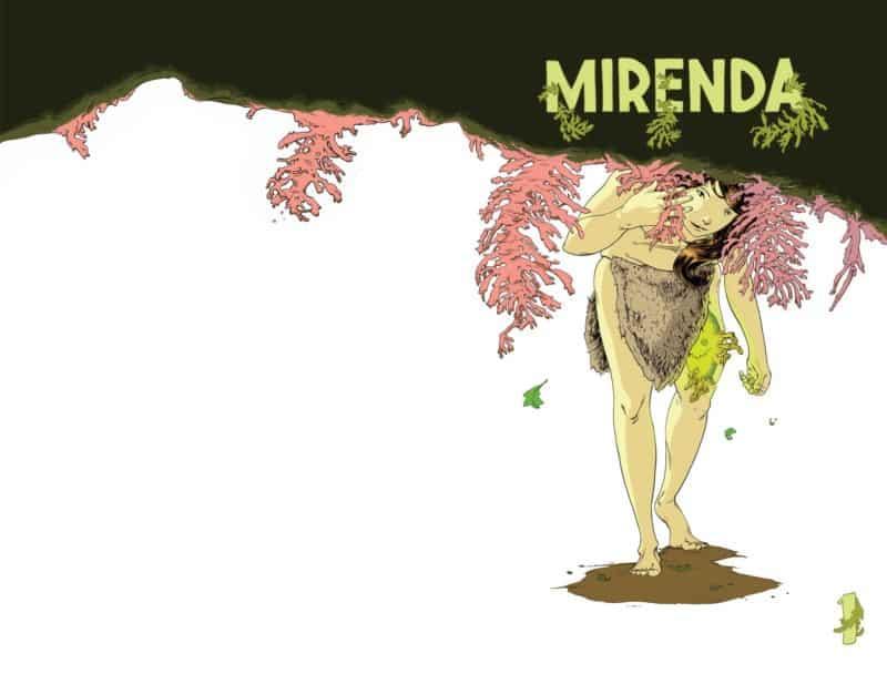 MIRENDA Vol. 1 by Grim Wilkins