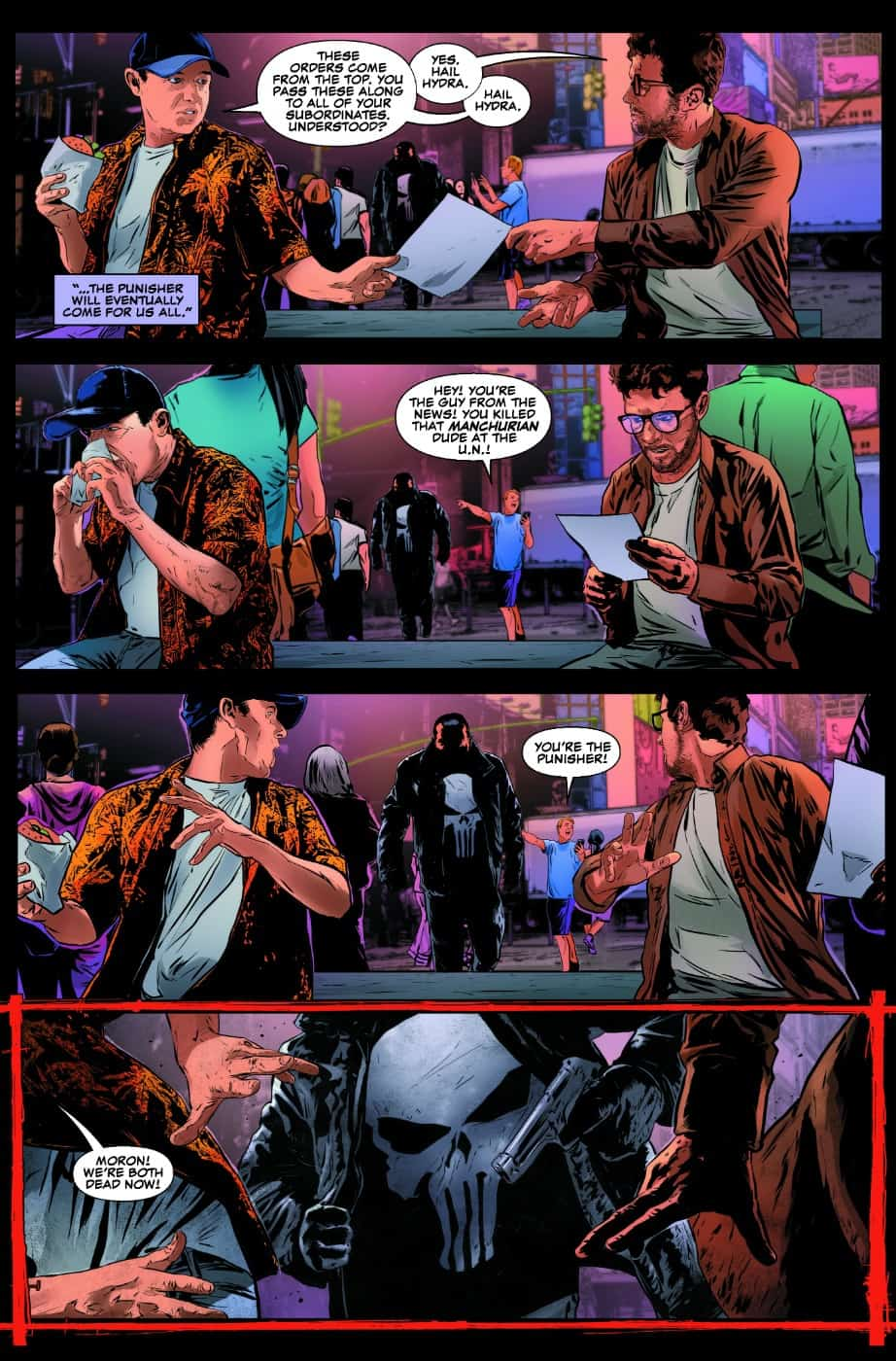 THE PUNISHER #2 page 5