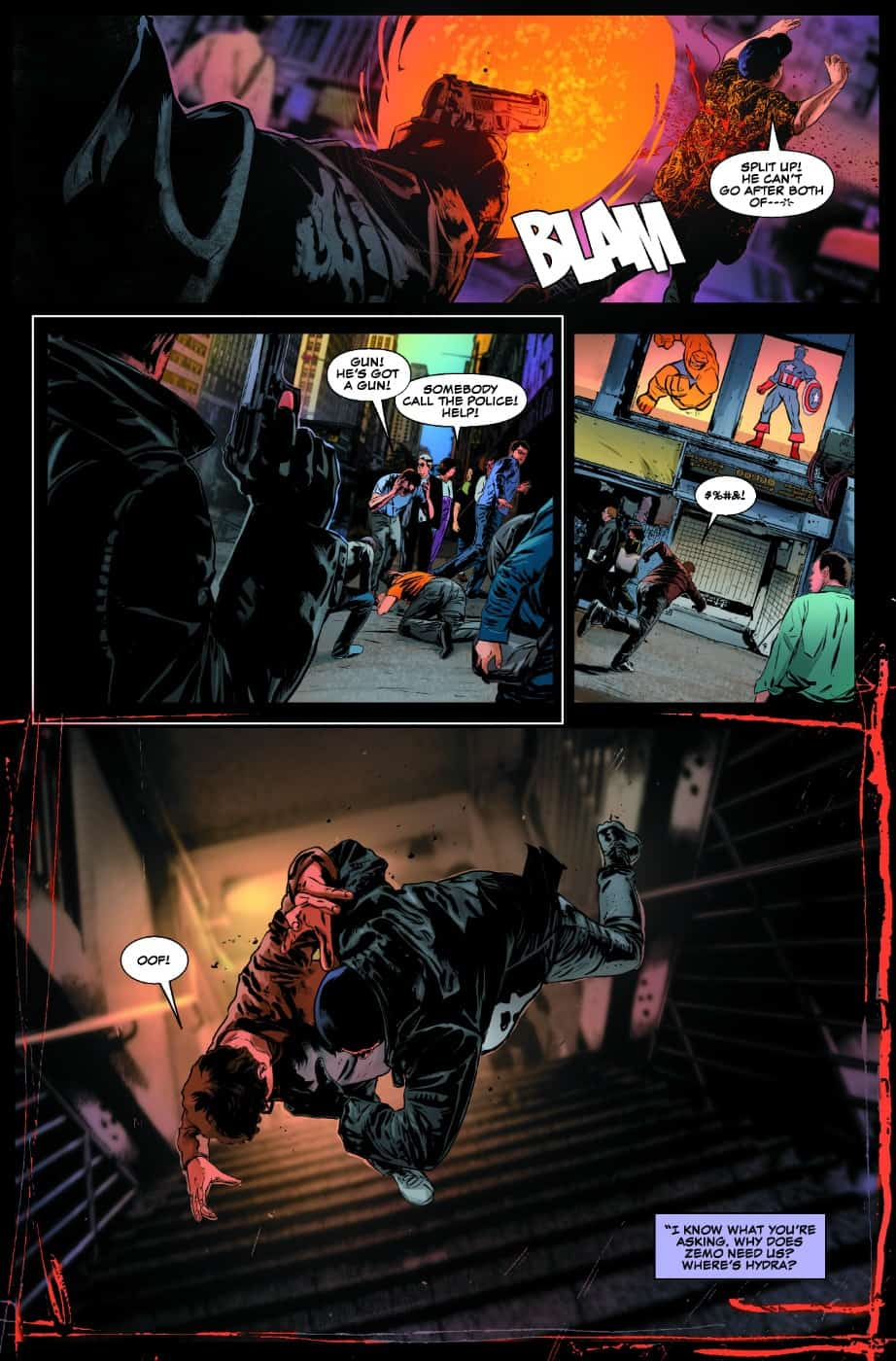 THE PUNISHER #2 page 6