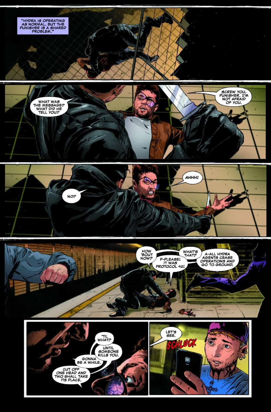 THE PUNISHER #2 page 7